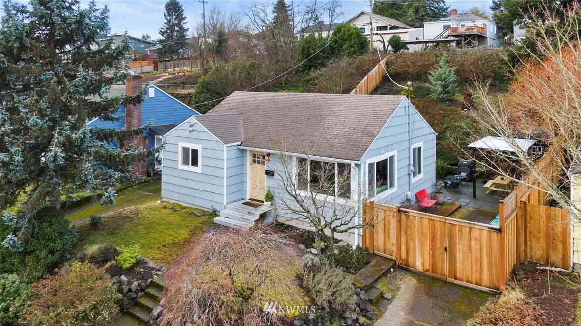 7307 29th Avenue SW, Seattle, WA, 98126,