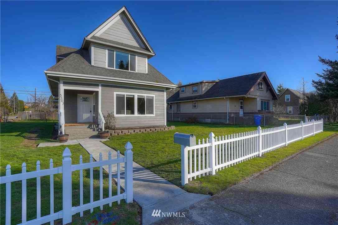 5303 S Prospect Street, Tacoma, WA, 98409,