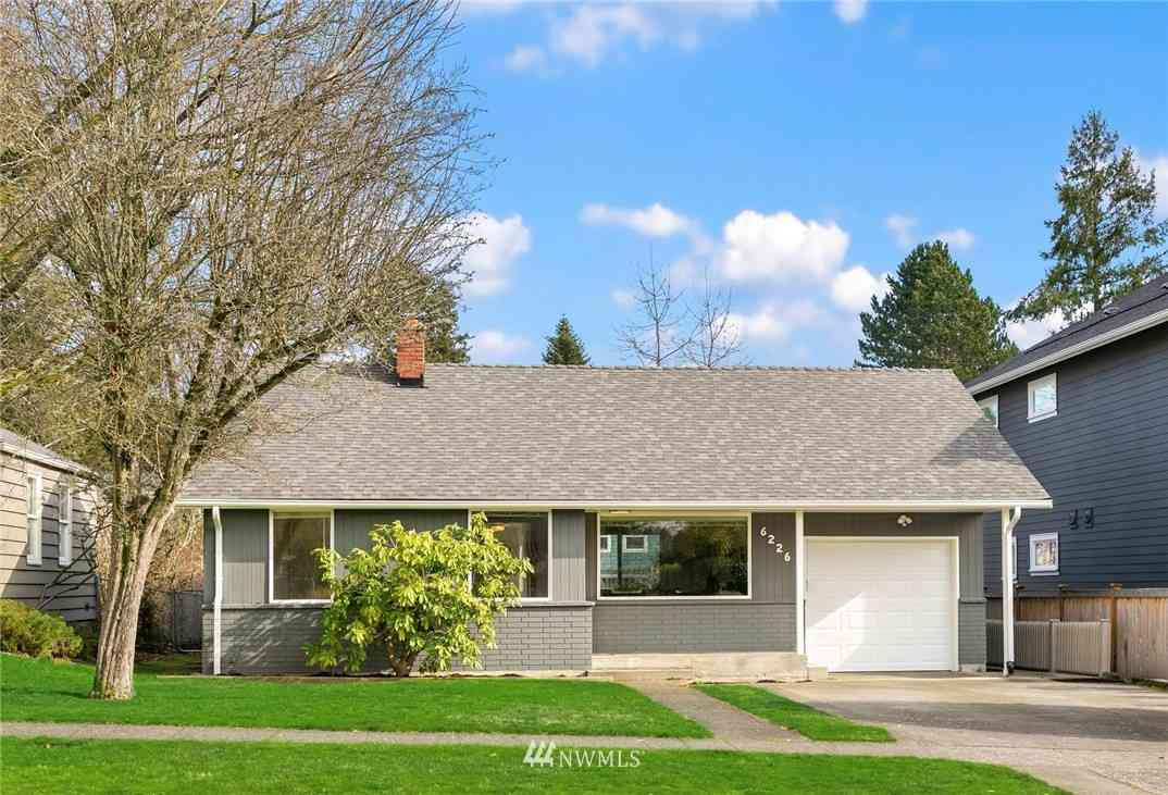 6226 44th Avenue NE, Seattle, WA, 98115,