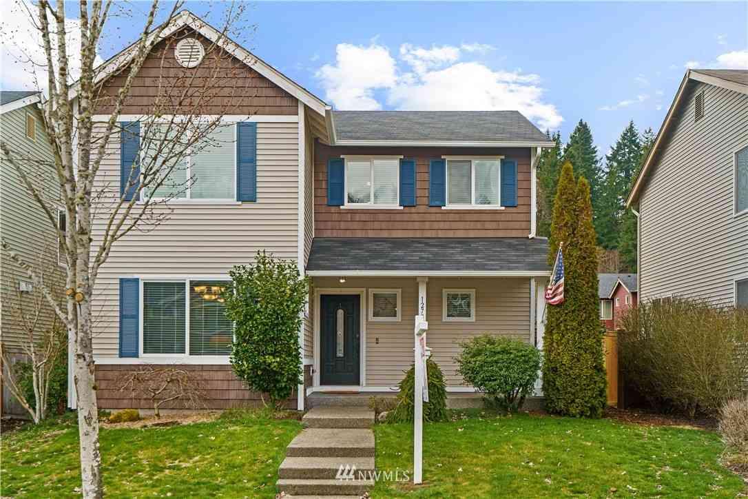 1273 Burnside Place, Dupont, WA, 98327,