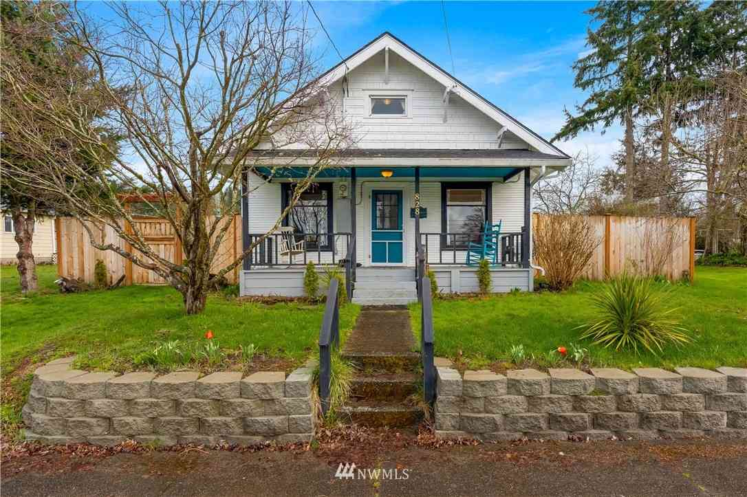 828 S Tower Ave, Centralia, WA, 98531,