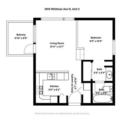 3910 Whitman Avenue N #2
