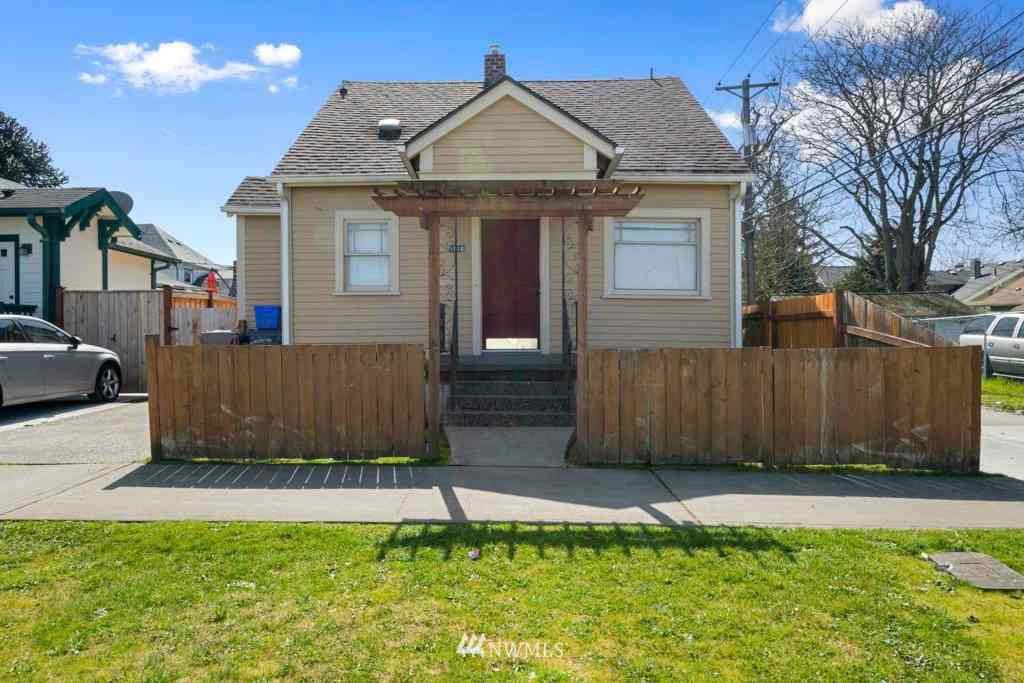 1010 S 21st Street, Tacoma, WA, 98405,