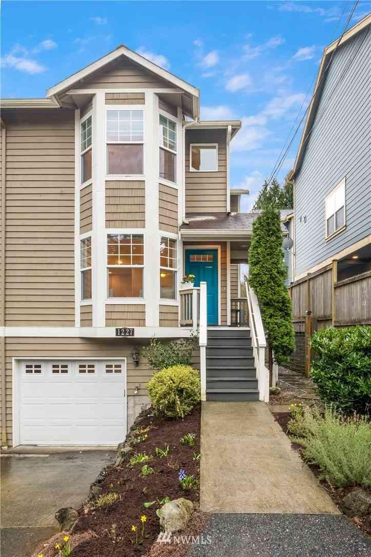 1227 NE 135th Street, Seattle, WA, 98125,