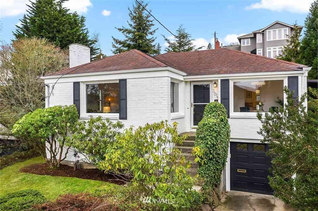 3015 36th Avenue W, Seattle, WA, 98199,