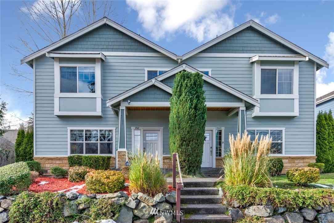 9521 Slater Avenue NE, Kirkland, WA, 98033,