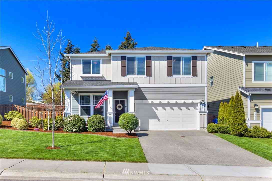 19414 18th Avenue Ct E, Spanaway, WA, 98387,