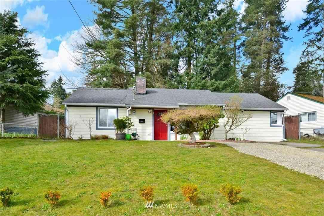 23404 Peterson Drive, Mountlake Terrace, WA, 98043,