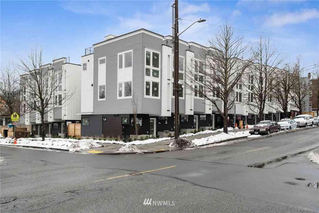 1105 14th Avenue #B, Seattle, WA, 98122,