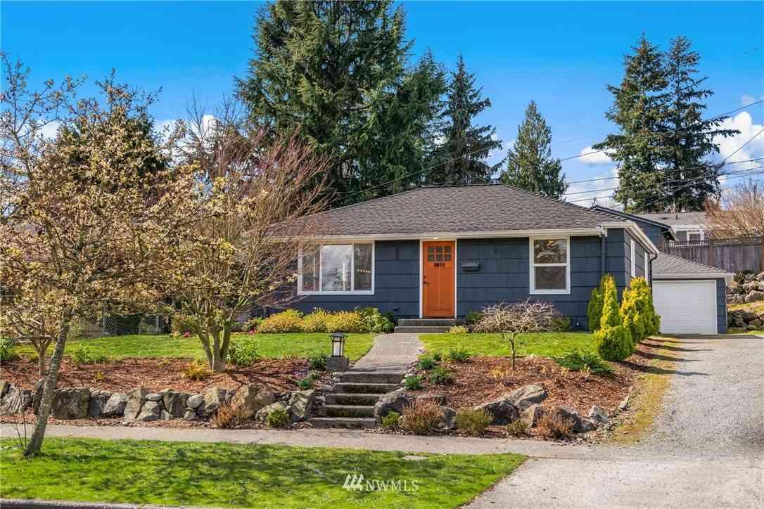 3813 50th Avenue SW, Seattle, WA, 98116,