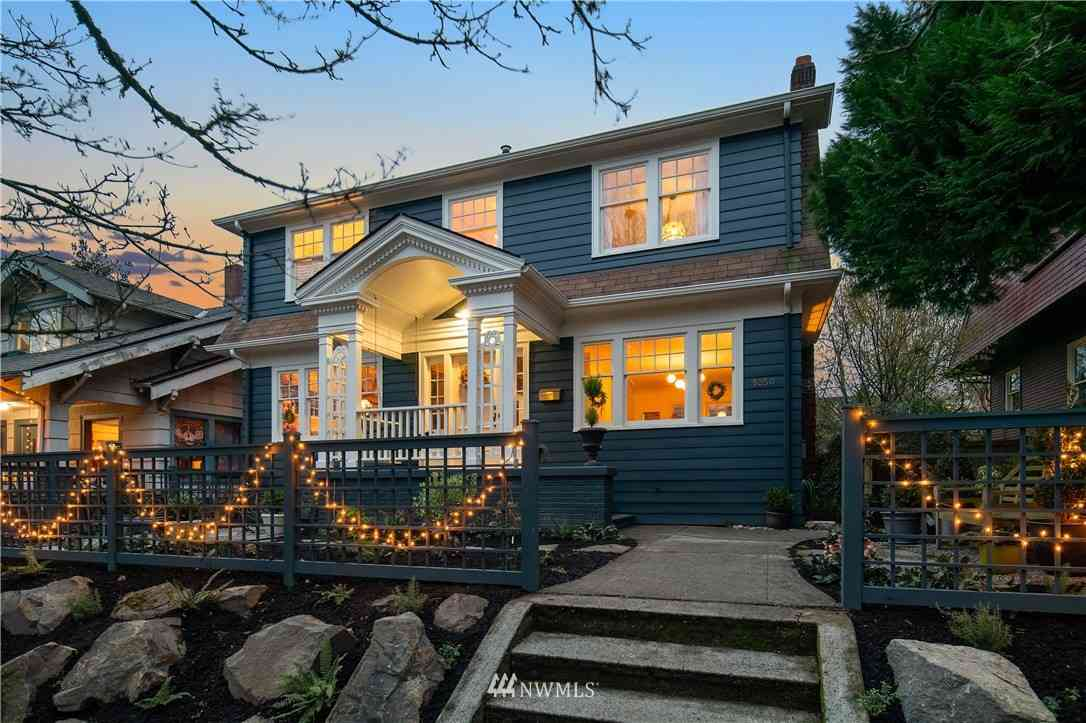 5250 12th Avenue NE, Seattle, WA, 98105,