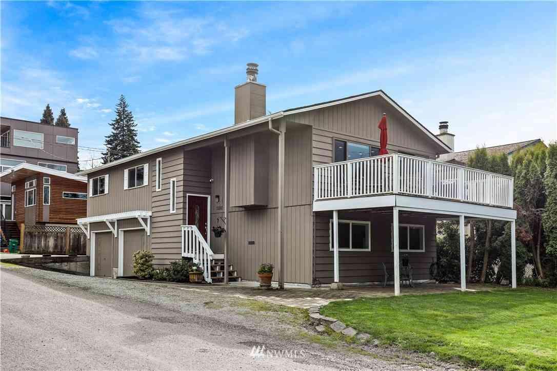 5100 47 Avenue SW, Seattle, WA, 98136,