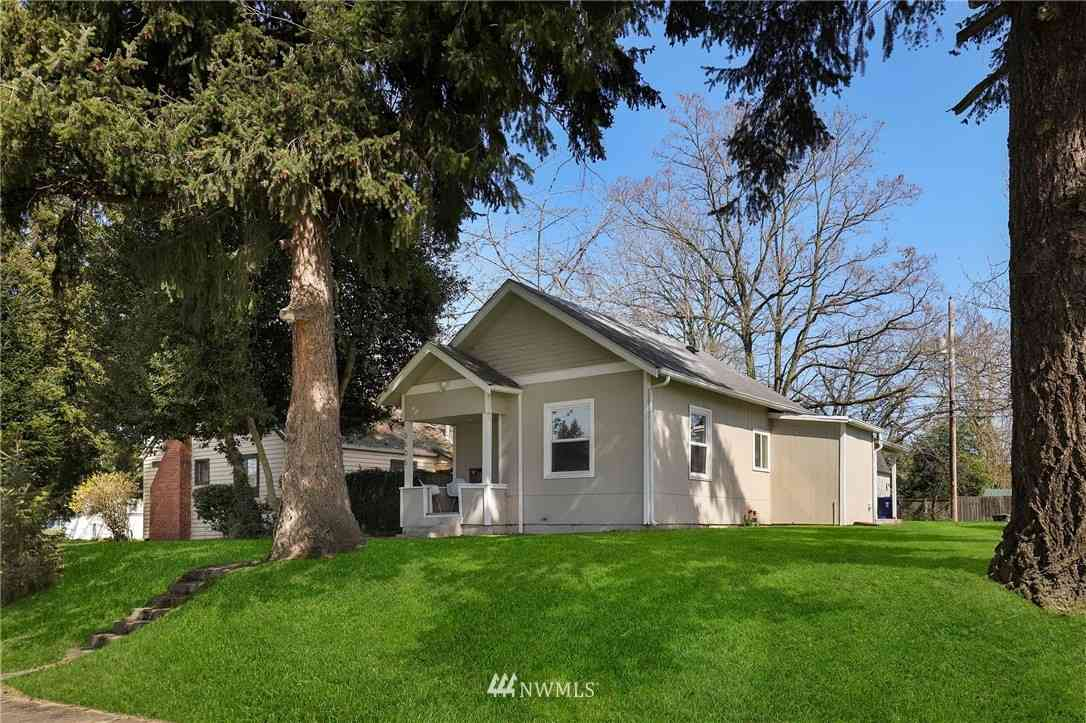 3605 S Cushman Avenue S, Tacoma, WA, 98418,