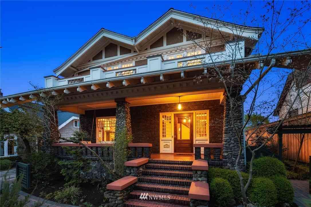 1824 24th Avenue E, Seattle, WA, 98112,