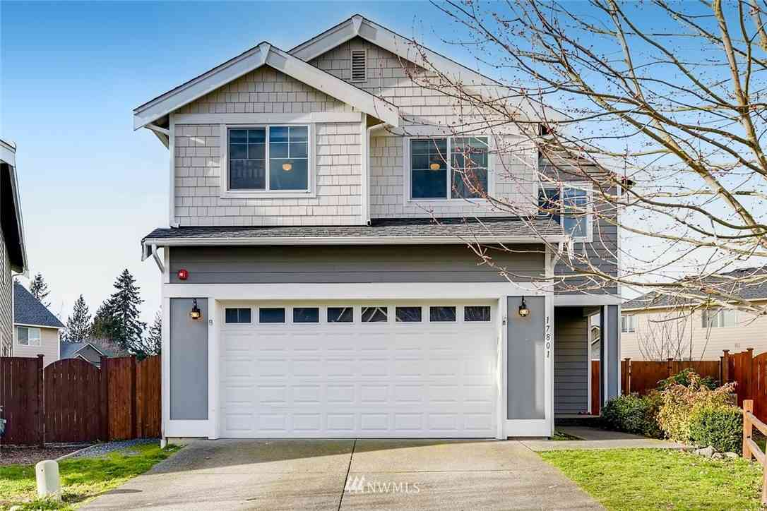 17801 116th Street Ct E, Bonney Lake, WA, 98391,