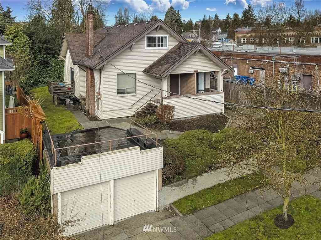 4423 Latona Avenue NE, Seattle, WA, 98105,