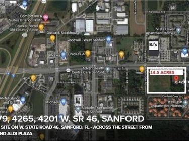 4279,4265,4201 W STATE ROAD 46, Sanford, FL, 32771,