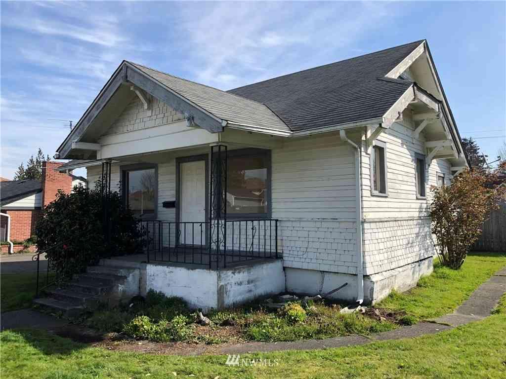 3857 S Park Avenue, Tacoma, WA, 98418,