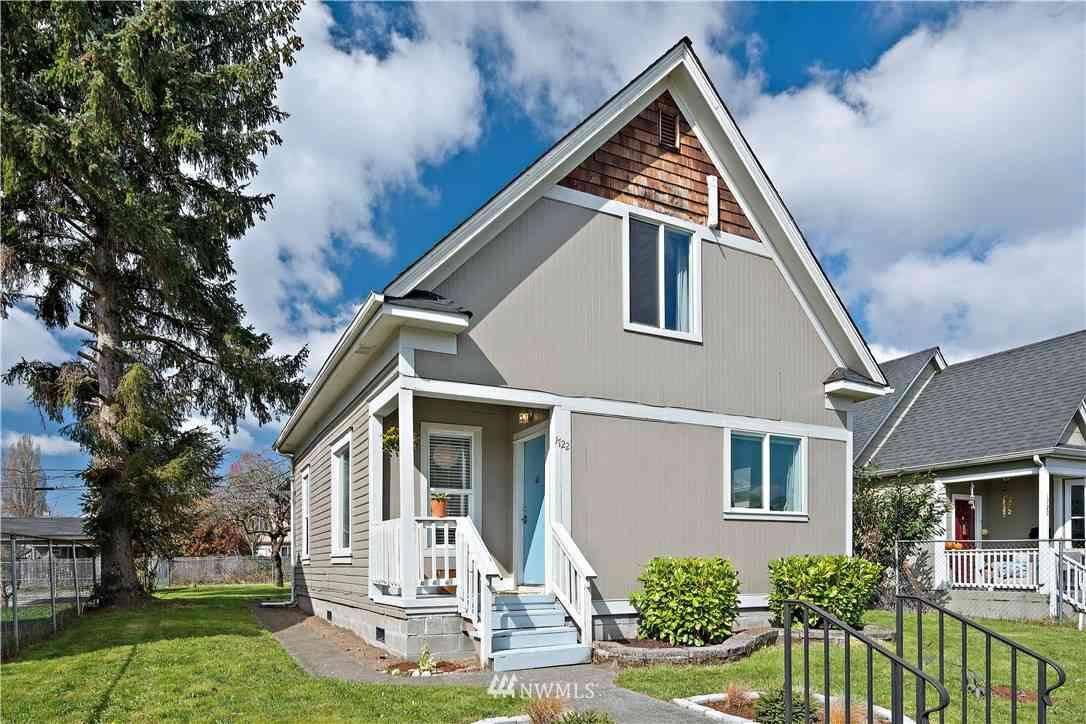 1722 S L Street, Tacoma, WA, 98405,