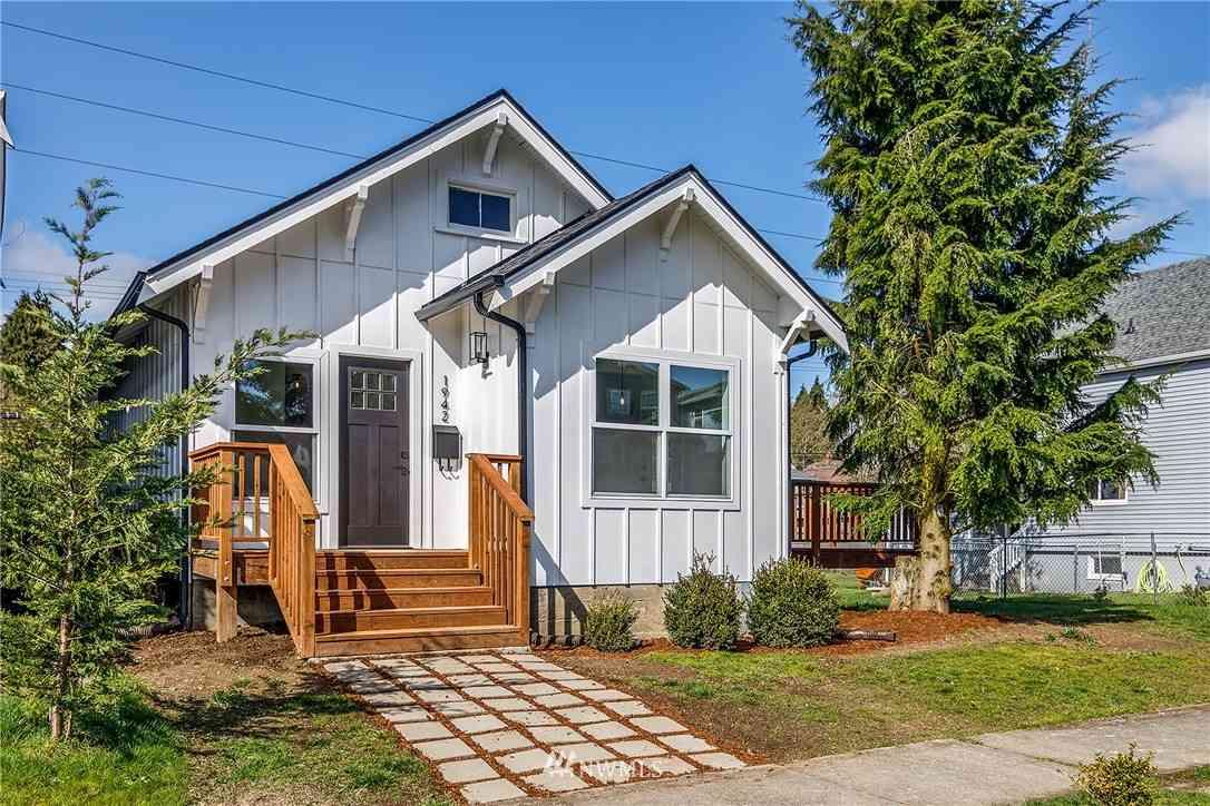 1942 S Cushman Avenue, Tacoma, WA, 98405,