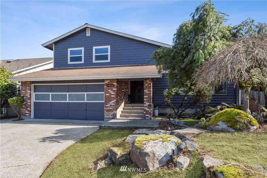 1604 Aberdeen Avenue NE, Renton, WA, 98056,