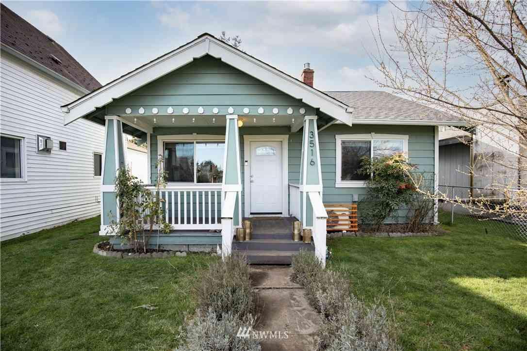 3516 S K Street, Tacoma, WA, 98418,