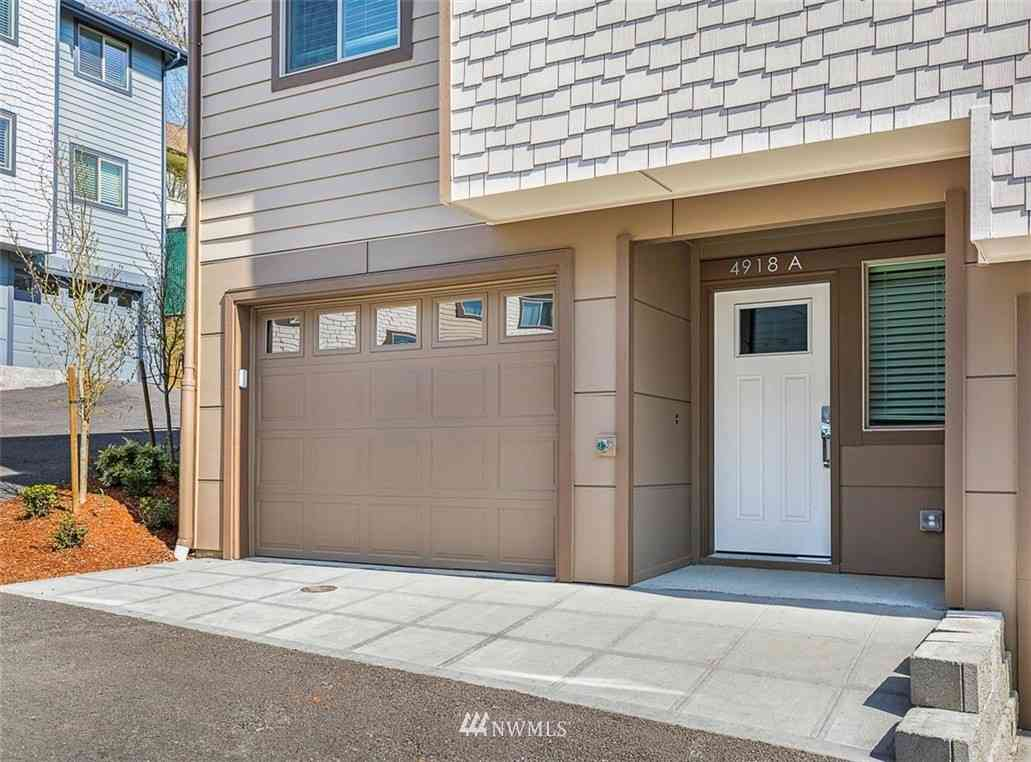 4918 S Willow Street #A, Seattle, WA, 98118,