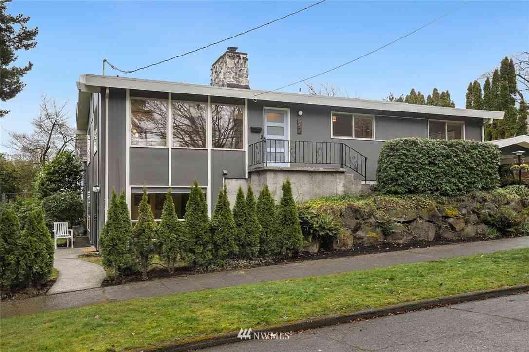 857 NE 78th Street, Seattle, WA, 98115,