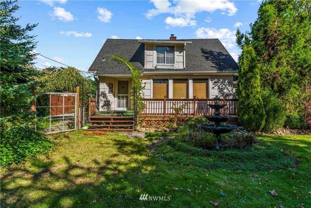422 W Washington, Napavine, WA, 98565,
