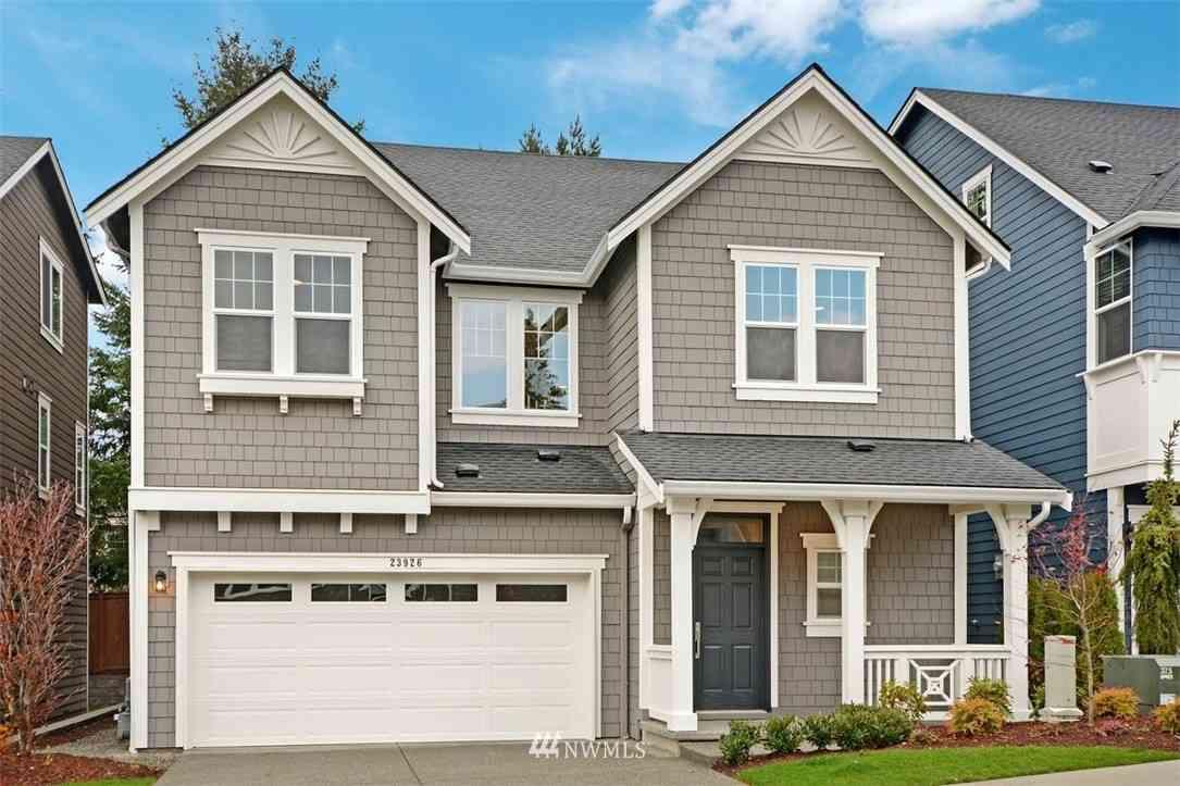 1361 Eagles Nest Place SE #59, North Bend, WA, 98045,