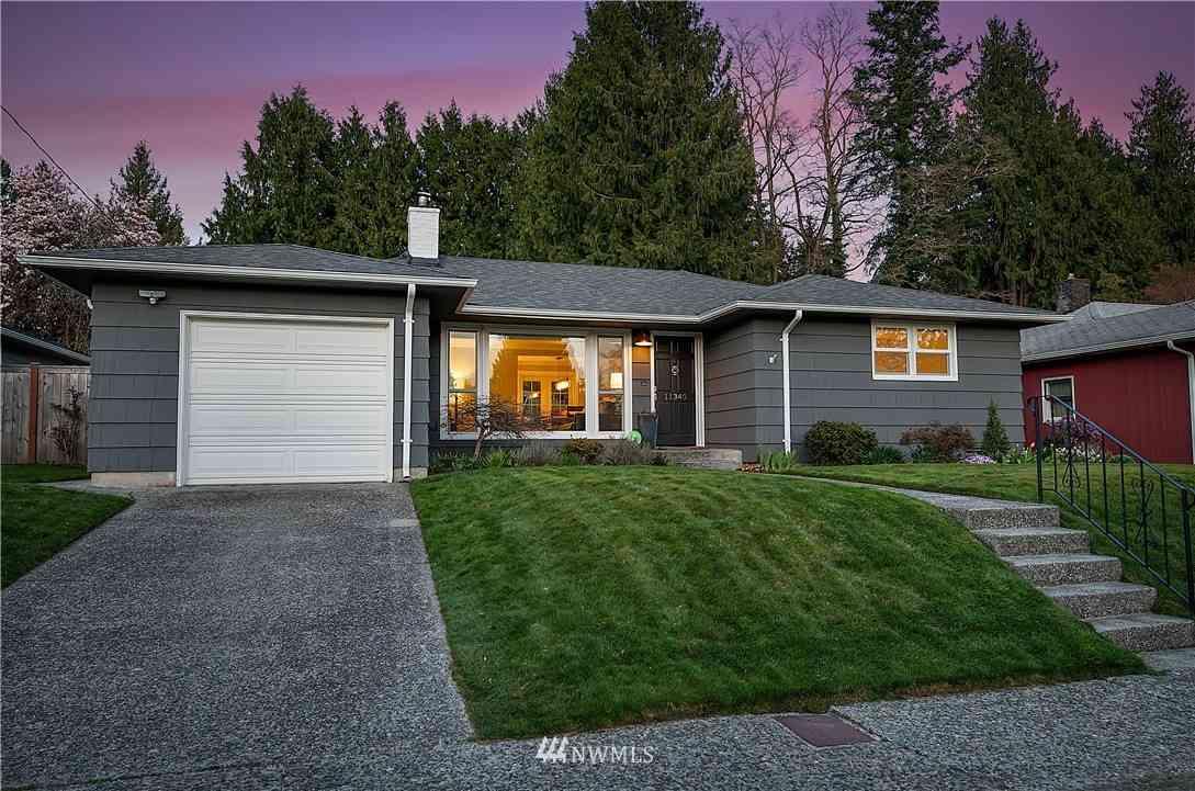 11340 Bartlett Avenue NE, Seattle, WA, 98125,
