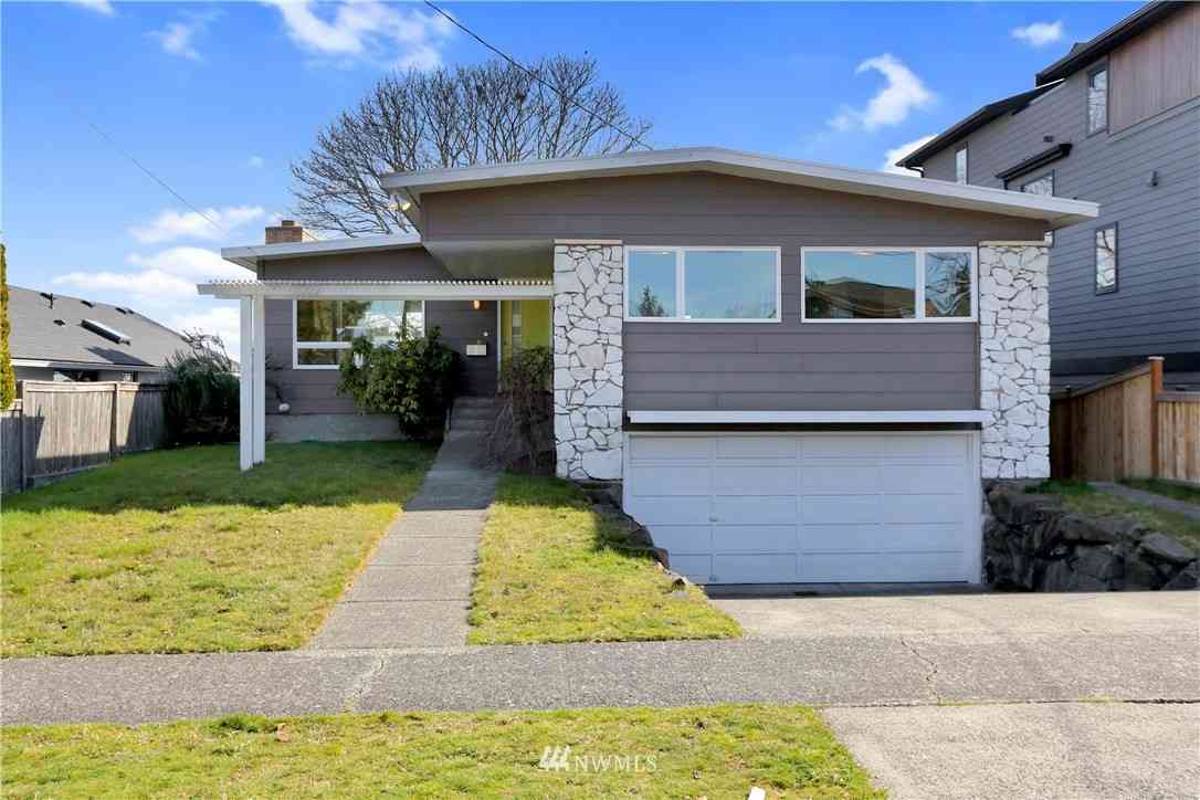 3322 38th Avenue W, Seattle, WA, 98199,
