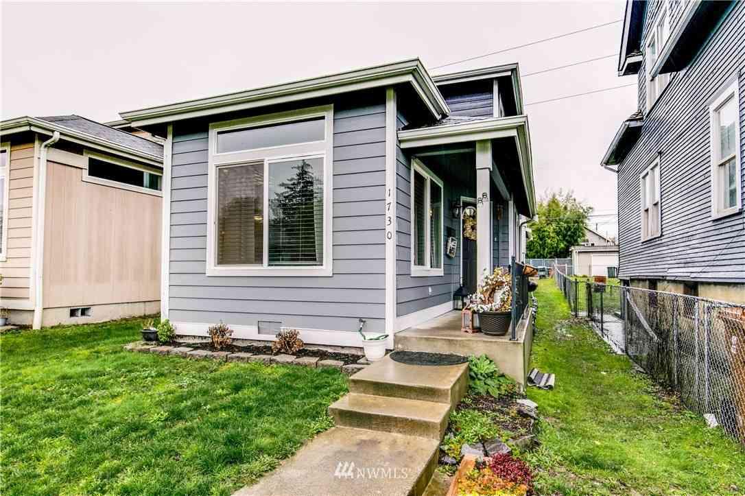 1730 S Cushman Avenue, Tacoma, WA, 98405,
