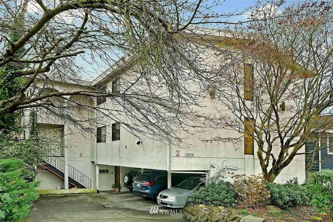 2443 NW 58th Street, Seattle, WA, 98107,