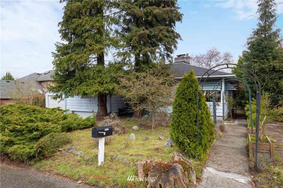 10416 Roosevelt Way NE, Seattle, WA, 98125,