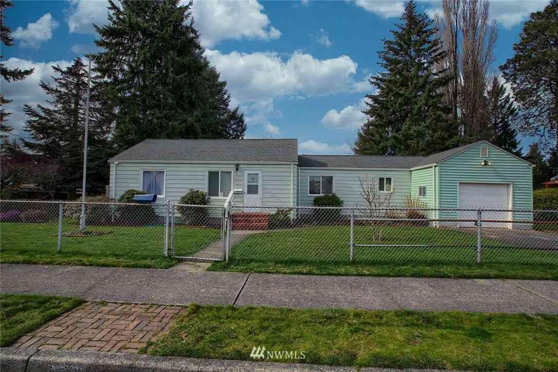 7634 S J Street, Tacoma, WA, 98408,
