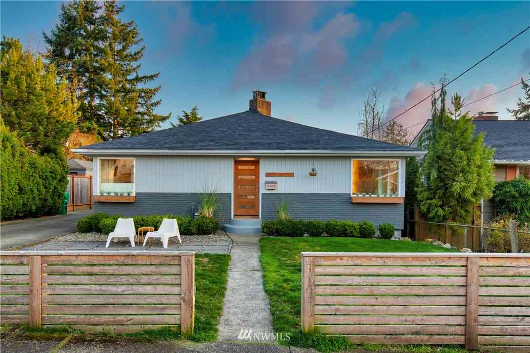 333 NE 89th Street, Seattle, WA, 98115,