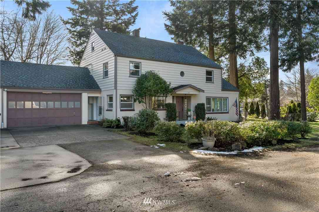 1907 Scammell Avenue NW, Olympia, WA, 98502,