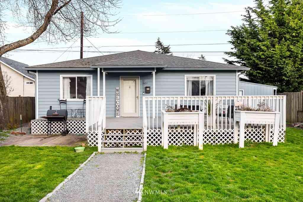 1609 Rainier Avenue, Everett, WA, 98201,