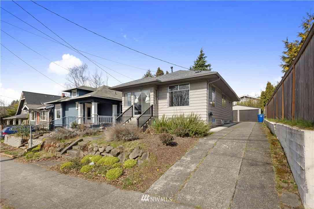 1706 N 50th Street, Seattle, WA, 98103,