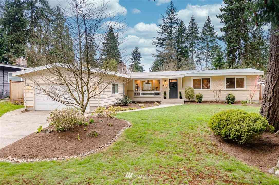 1615 151st Avenue SE, Bellevue, WA, 98007,