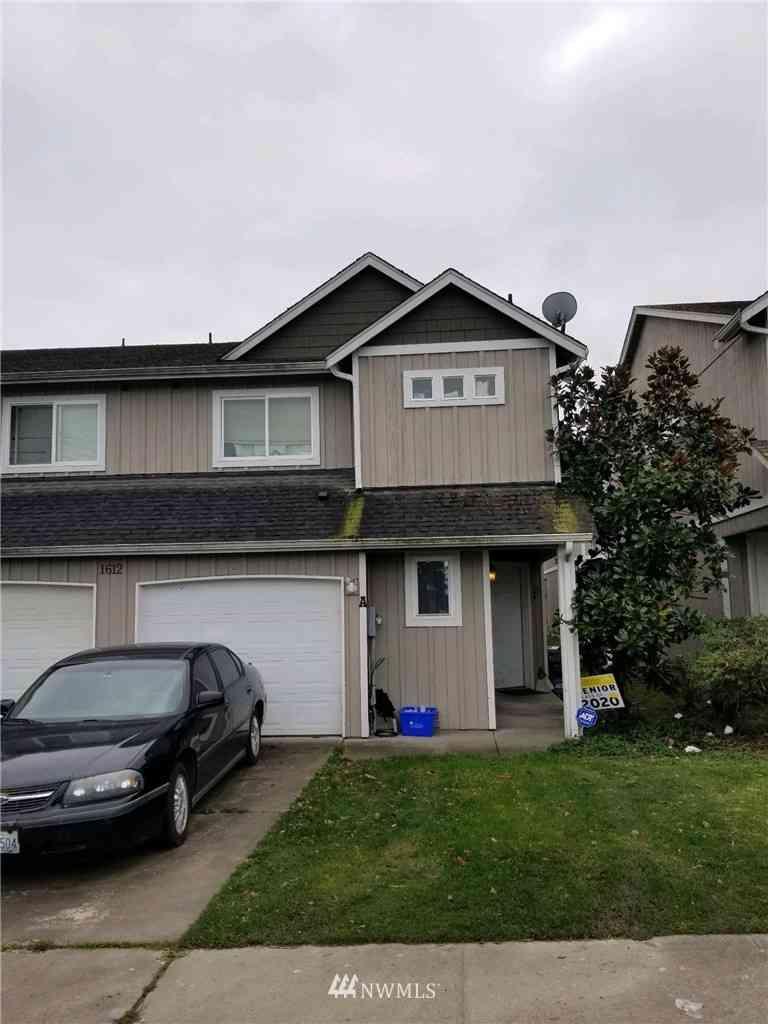 1612 E 34th Street #A, Tacoma, WA, 98404,