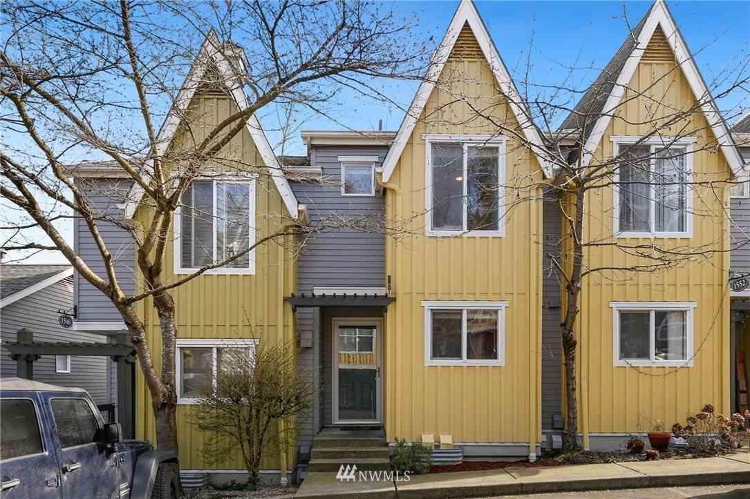 1550 Cherrylane Avenue S, Seattle, WA, 98144,