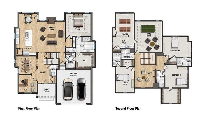 5307 Deerview Court