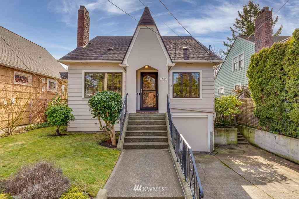 833 NW 58th Street, Seattle, WA, 98107,