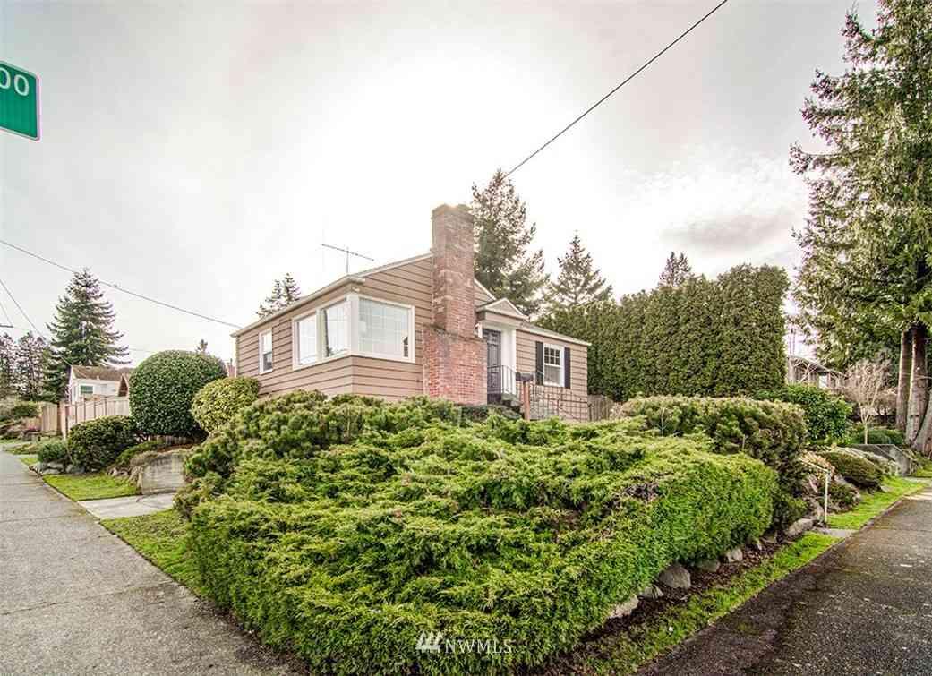 3903 SW Ida Street, Seattle, WA, 98136,