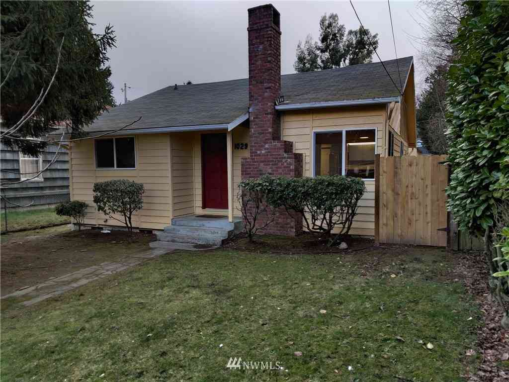 1029 NE 96th Street, Seattle, WA, 98115,