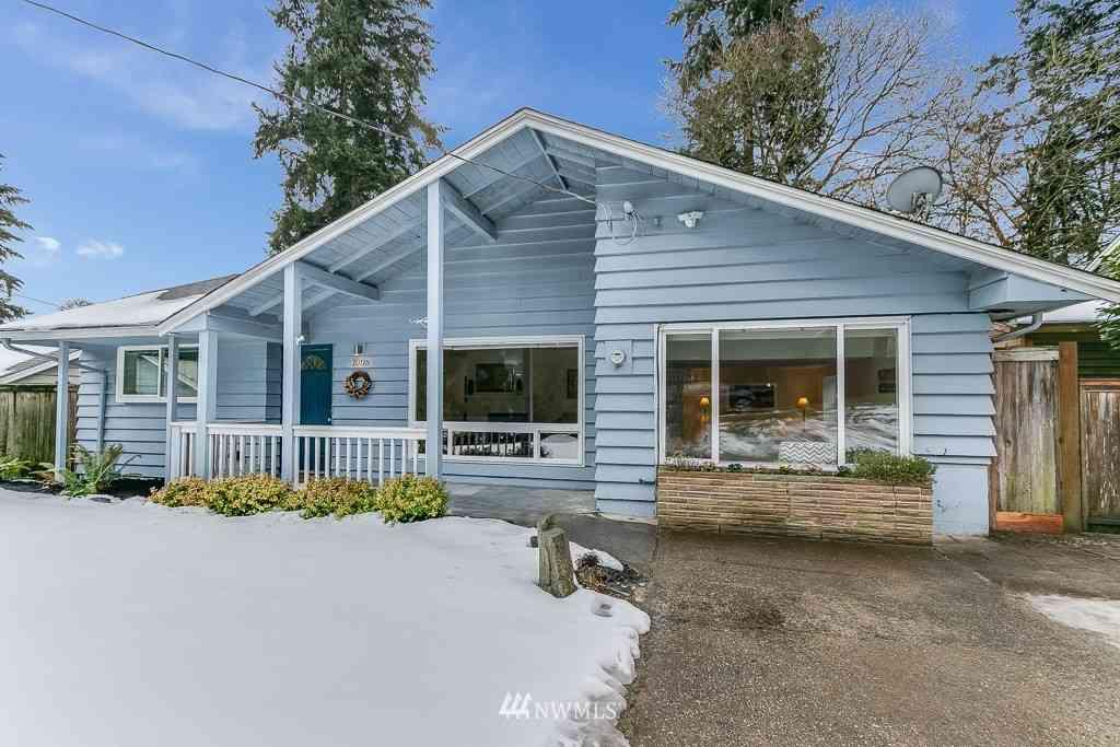 1005 NE 126th Street, Seattle, WA, 98125,