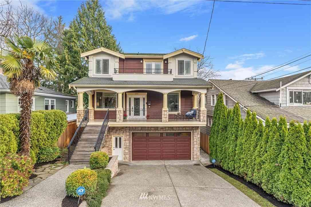 4006 2nd Avenue NE, Seattle, WA, 98105,