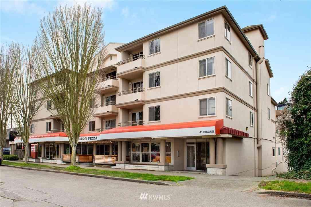 41 Dravus Street, Seattle, WA, 98109,